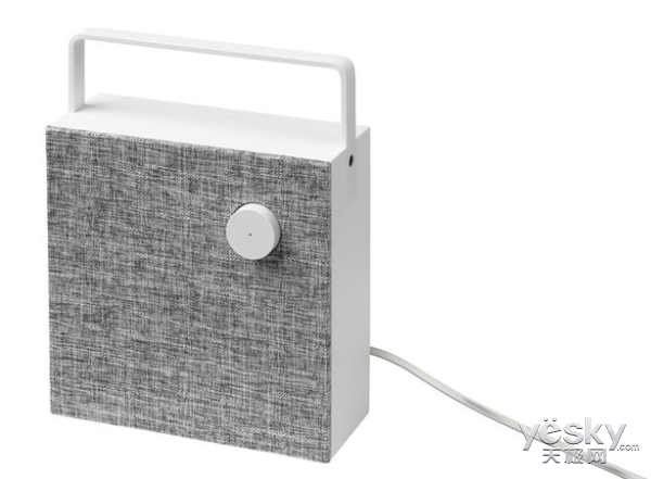宜家进军音频市场,发布第一款蓝牙音箱