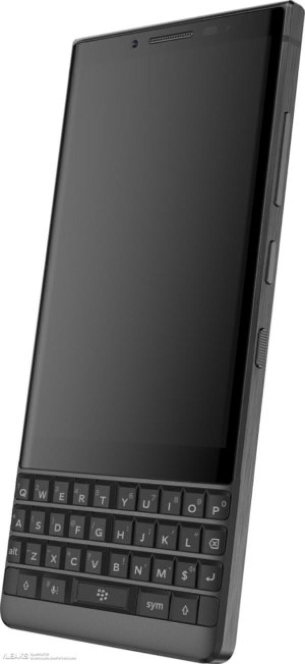 黑莓新款全键盘手机Athena渲染图曝光