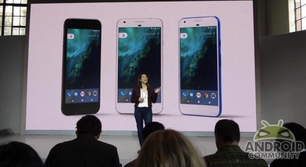 谷歌官方商城不再销售初代Pixel手机