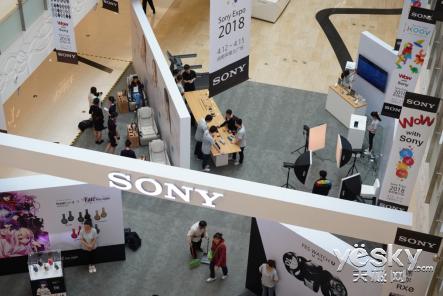 Sony Expo2018索尼魅力赏:平井一夫终于以董事长身份登上舞台