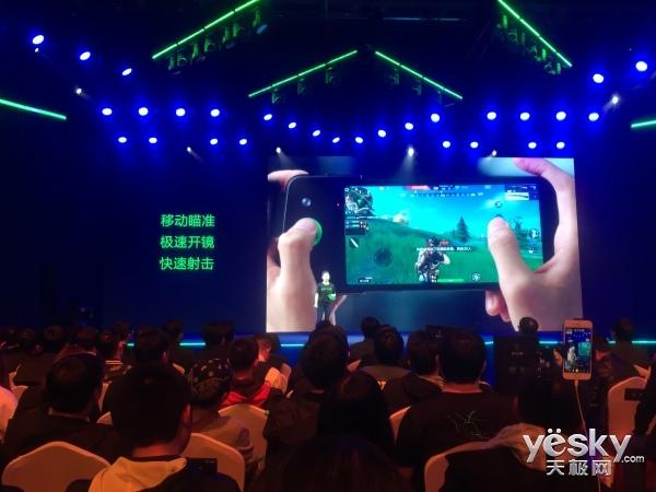 """黑鲨掀开游戏手机序幕 定价很""""小米"""",曾五小时拿下雷军投资"""
