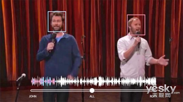 分离不同音轨 谷歌AI让你只听自己想听到的声音