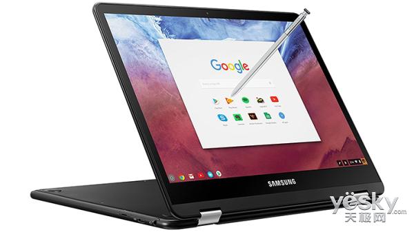 三星Chromebook Pro增强版发布:加入背光键盘,售价599美元