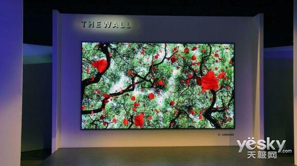 Micro LED电视要来了 188万谁买单?