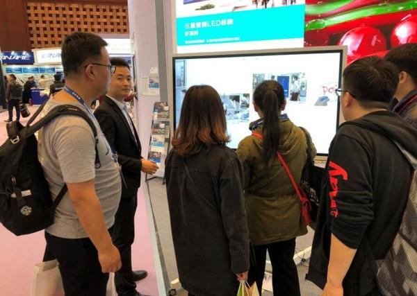 InfoComm China 2018落幕,三星参展产品回顾