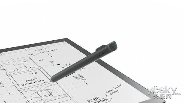 索尼DPT-CP1电子书阅读器发布,屏幕仅A5纸大小,还能分享PDF文件