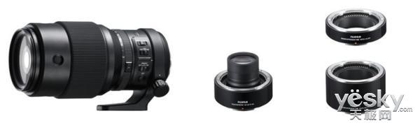 富士胶片宣布将发布GF250mmF4 R LM OIS WR镜头