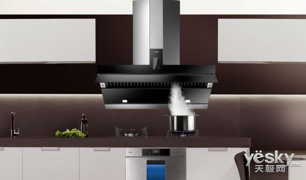 想要拥有厨房空气的智能管家,得需要多少钱?