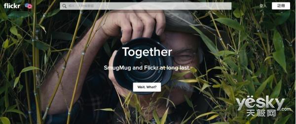 图片分享网站Flickr重获新生,被SmugMug收购,看好社区资源