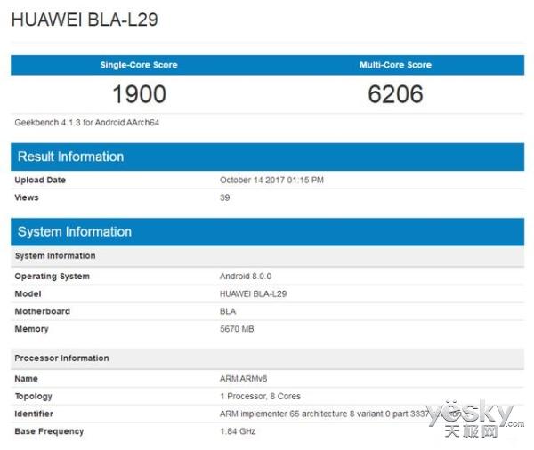 国产造不出好芯片?苹果A11、骁龙845、麒麟970谁更强?