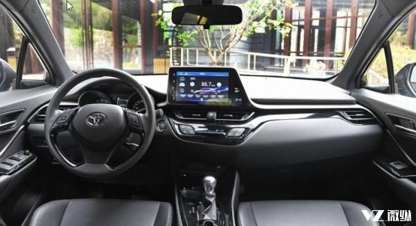 丰田首款TNGA丰巢概念SUV车型奕泽IZOA和C-HR发布