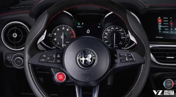 售价103.8万元 阿尔法・罗密欧Stelvio QV高性能版上市