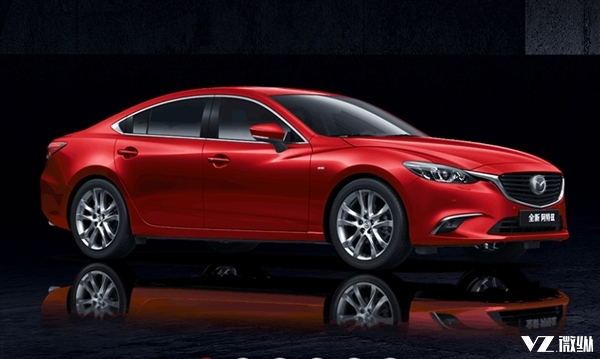 手慢无?马自达CX-4/阿特兹科技限量版上市只有2000台