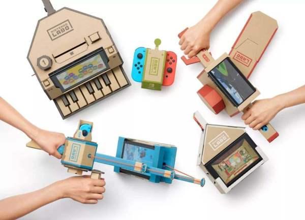 任天堂公布年度财报利润增长500% Switch全球销量高达1779万台