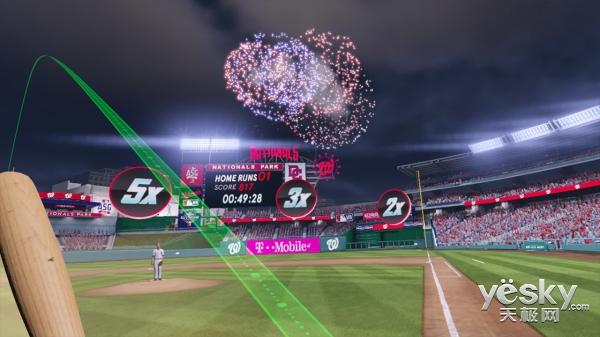 售价20美元VR棒球游戏登陆PSVR和HTC Vive平台 兄弟为了本垒打