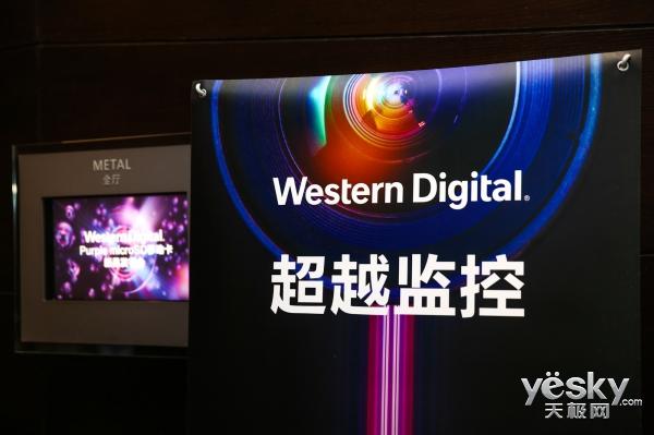 西部数据:打造专为视频监控而设计的存储产品