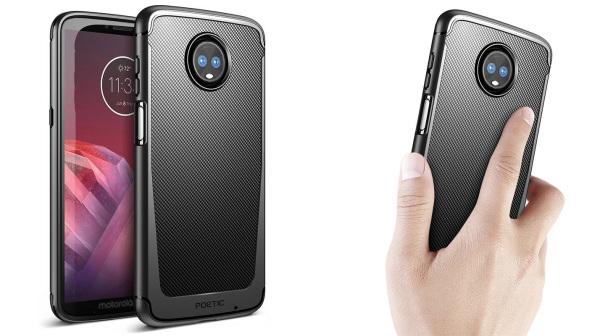 Moto Z3 Play最新渲染图曝光 指纹识别改到侧边