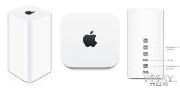 苹果宣布退出无线路由器市场,AirPort系列停产,但不会降价销售