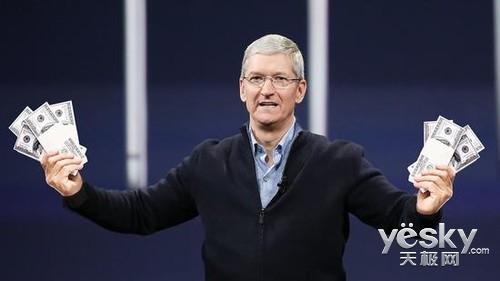 还在担心iPhone X的销量?官方数据显示只增未减