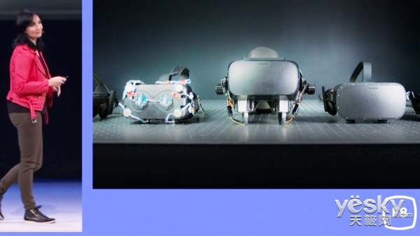 Oculus正在研发代号为Half-Dome新头显 视角达到140度