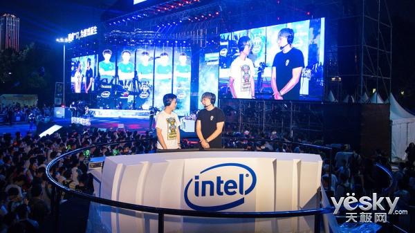 PC硬件对于电竞意味着什么? LGD战队说:i7才会赢!