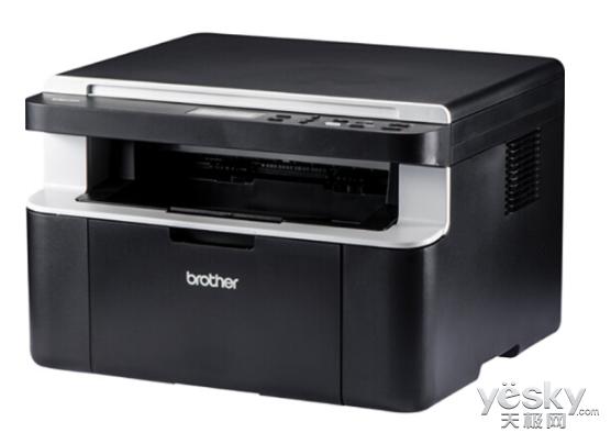 千元打印神器 兄弟DCP1618W打印机售价1299