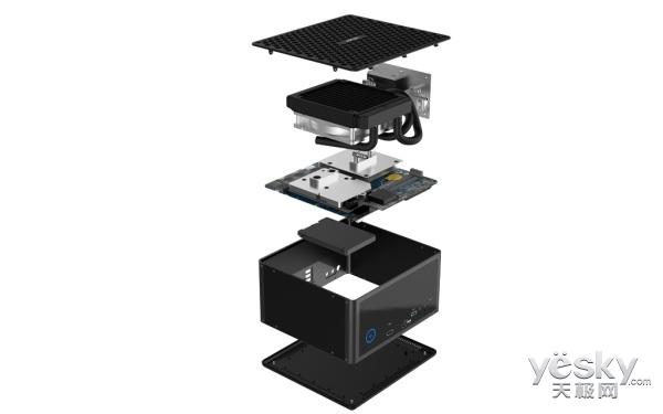 图形工作站竟然可以这么小?索泰ZBOX QK5000系列迷你PC发售!