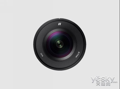 哈苏中画幅视角最广镜头震撼上市: XCD 21mm镜头 现正式接受预定