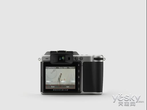 哈苏发布X1D及H6D 1.21版本固件