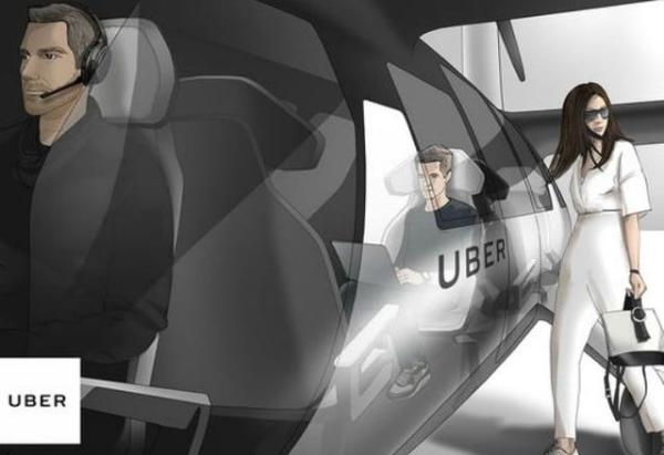 无人车还没搞明白 Uber又盯上载人无人机