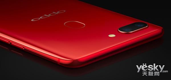 红得与众不同 OPPO R15梦镜版梦镜红售价3299元