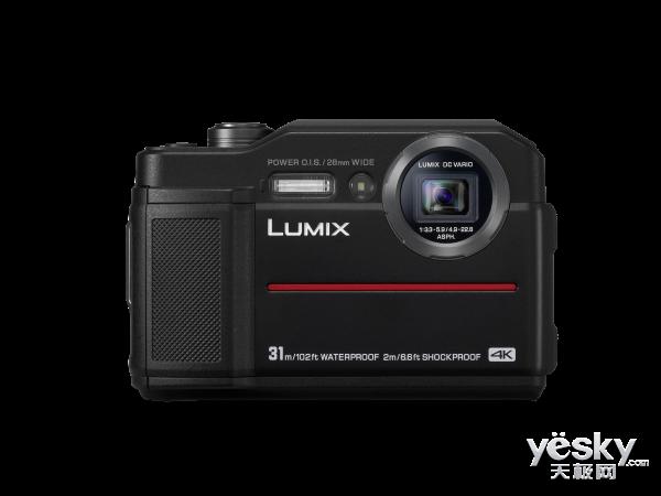 松下发布首款4K四防相机——LUMIX TS7