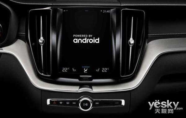 沃尔沃与谷歌联手 将安卓系统应用于新一代互联汽车