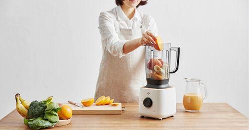 料理机如何有效清洗?料理机清洁保养小技巧