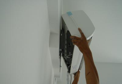 空调安装规则  谨防空调漏电事故