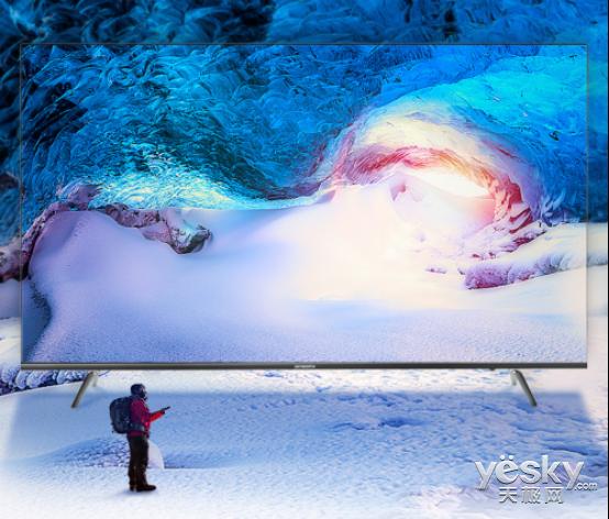 518创维天猫欢聚日|与黄健翔一起打破生活边框 开启电视全面屏时代
