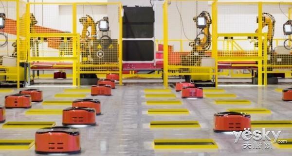 英伟达开发新系统,让机器人可以向人类学习
