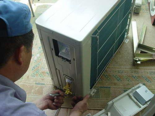 频空调有必要安装抽真空吗?看完你就明白了