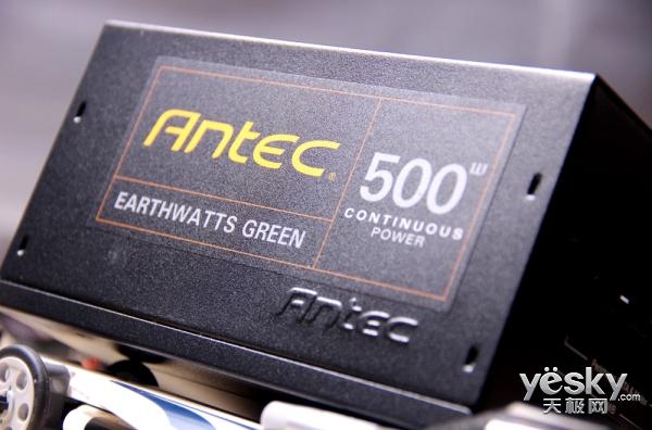 安钛克EA500GREEN电源评测