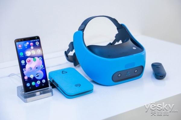 希捷与HTC VIVE联合发布VR硬盘,共同打造全新VR体验