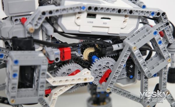 乐高EV3机械象 客厅的艺术品