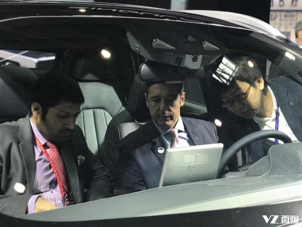 创新引领智能制造 奇点汽车亮相2018世界制造业大会