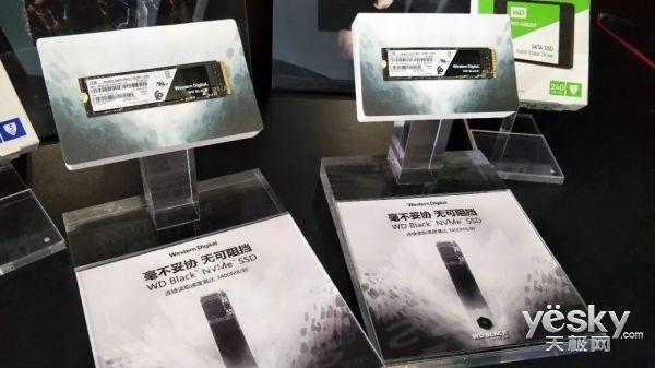 采用最新96层 3D NAND,西部数据未来将持续在游戏市场发力