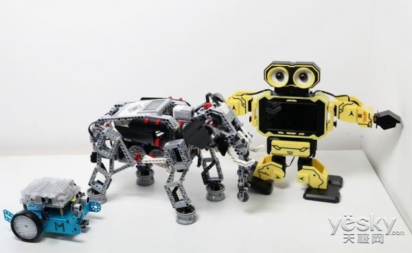 STEAM教育来袭 教育机器人成新宠
