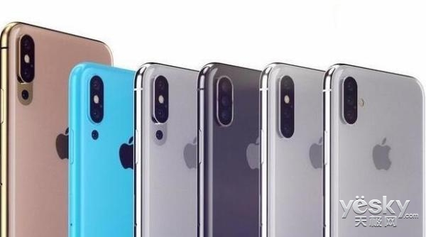 拍照技术再突破,新品iPhone将搭载三摄技术