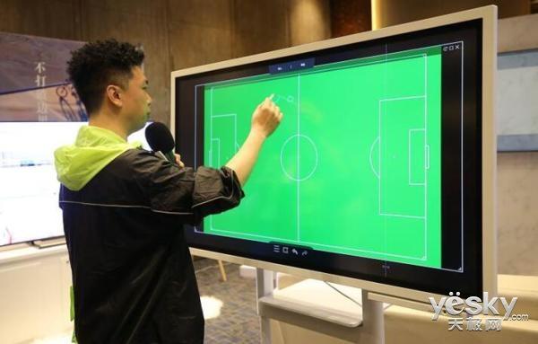 当显示科技遇见体育运动,将掀起怎样火花?