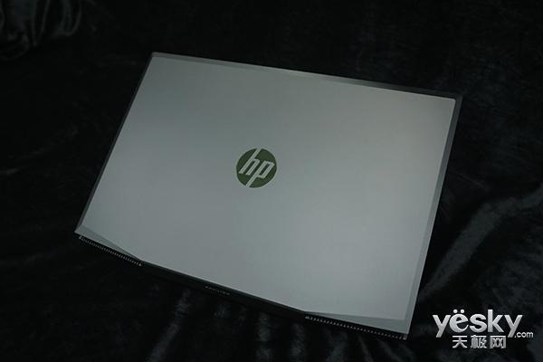 苏宁独家定制本命绿光 惠普光影精灵4代绿刃版游戏本评测
