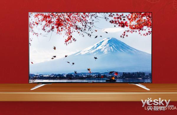 70英寸+4K超高清 夏普智能语音电视带你看爽世界杯