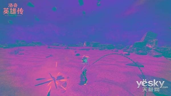 《洛奇英雄传》揭秘艾莉莎魔鞭技能 共奏天籁之音