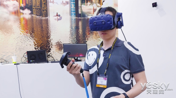 COMPUTEX 2018:虚拟现实仍旧是值得关注的看点!